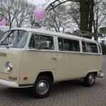 Beige T2a VW bus