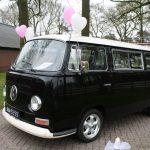 zwarte T2a VW bus
