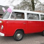 Rode T2 VW bus
