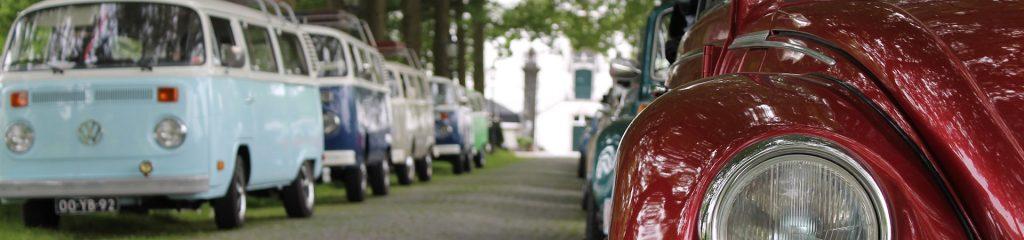 Volkswagen busje huren bruiloft